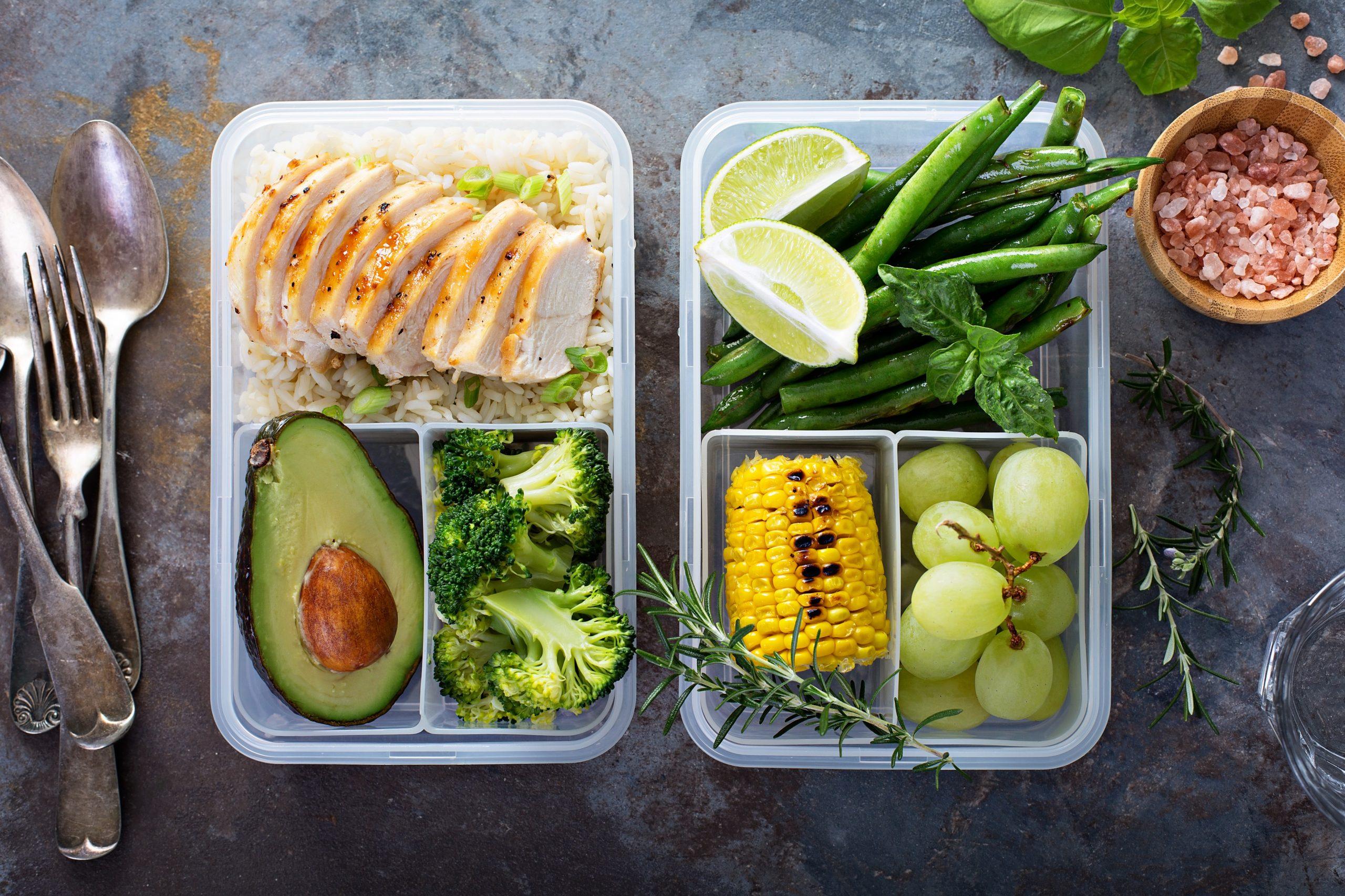 4 Conseils Pour Preparer Vos Repas A L Avance