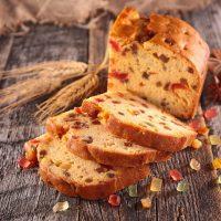 Cake à La Ricotta Et Aux Fruits Healthy