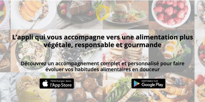 On A Testé Pour Vous Vegg'up, L'application Qui S'adapte à Votre Régime Alimentaire !
