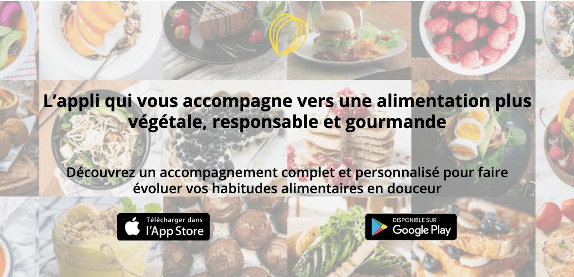 Presentation De Vegg'up L'application Qui Vous Accompagne Vers Une Alimentation Végétale