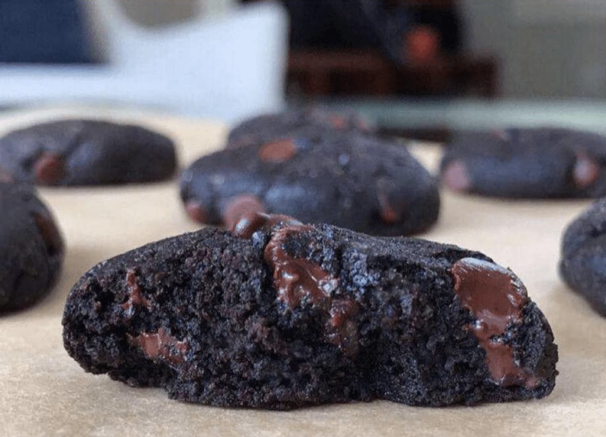 Recette Healthy Cookies Double Chocolats Saveur Amande