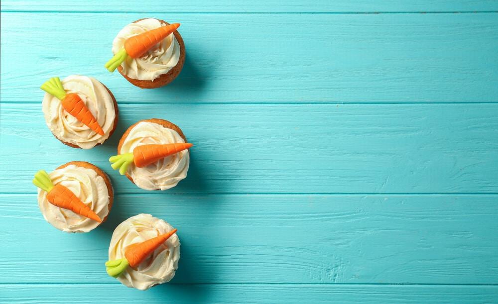 Cupcakes Carottes Et Cheesecake