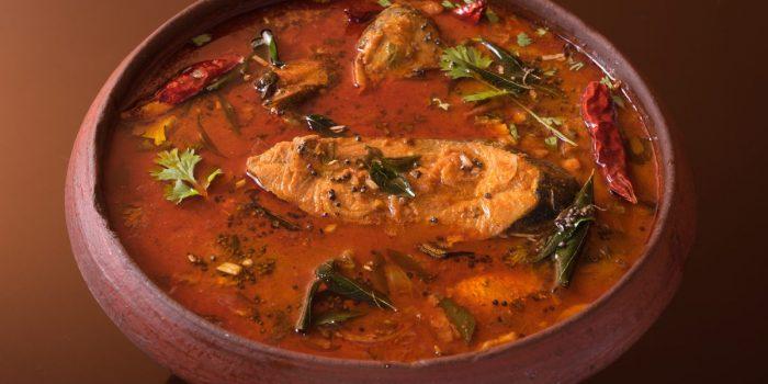 Curry De Lotte à La Sri Lankaise Healthy
