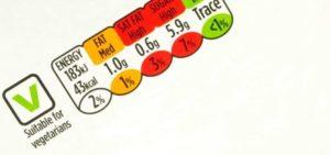 Evolved Nutrition Label