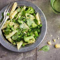 Pâtes Au Pesto Aux Pois Healthy