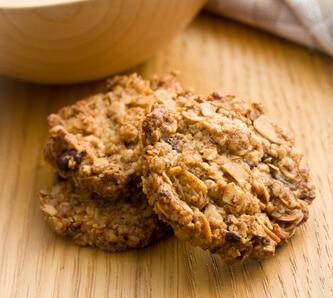 Recette Healthy - Cookies Vegan Banane, Flocons Davoine Et Chocolat Noir