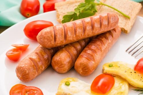 Recette Healthy - Saucisses Vegan