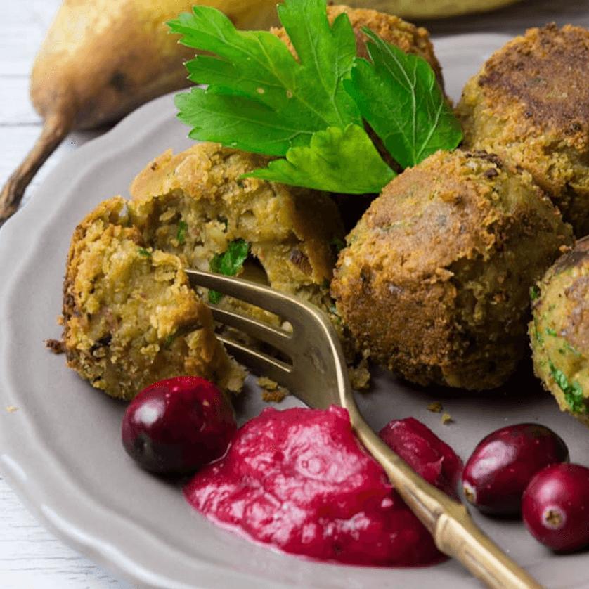Recette Healthy Falafels Vegan