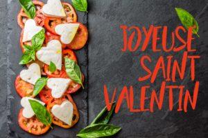 Repas De Saint-Valentin Healthy