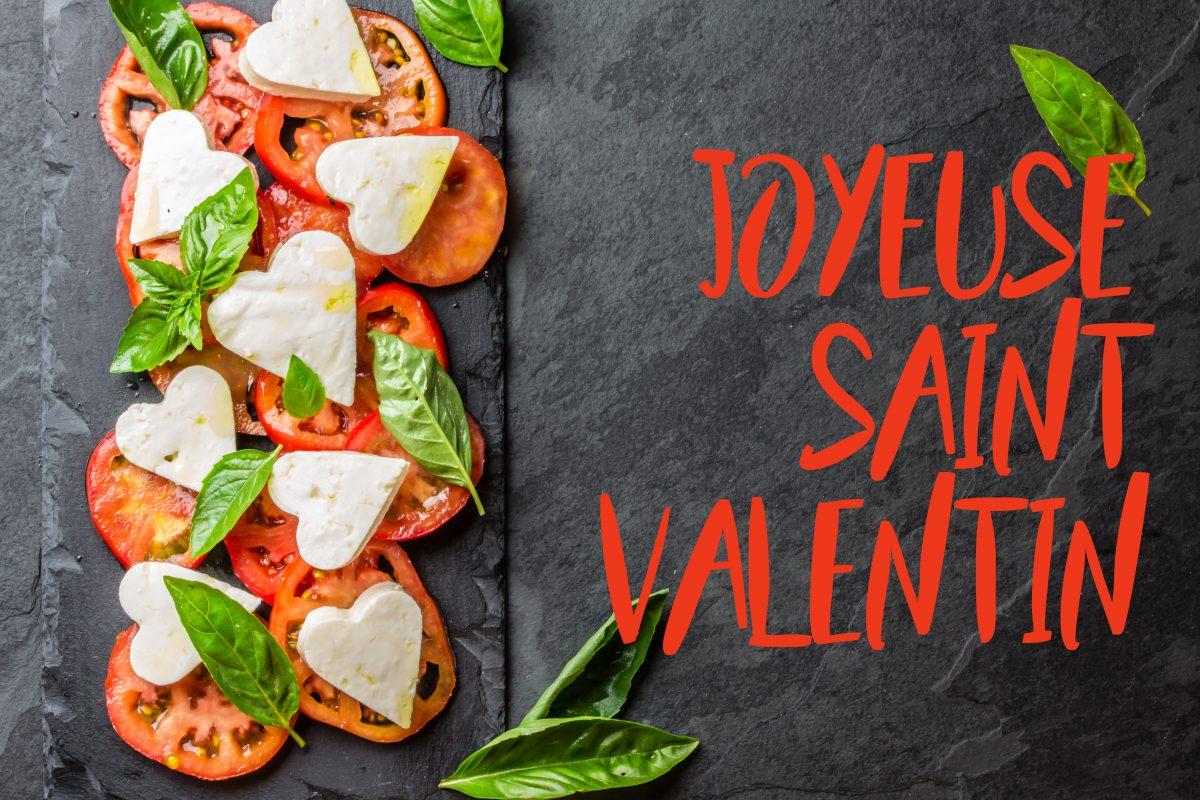 Repas De Saint Valentin Healthy
