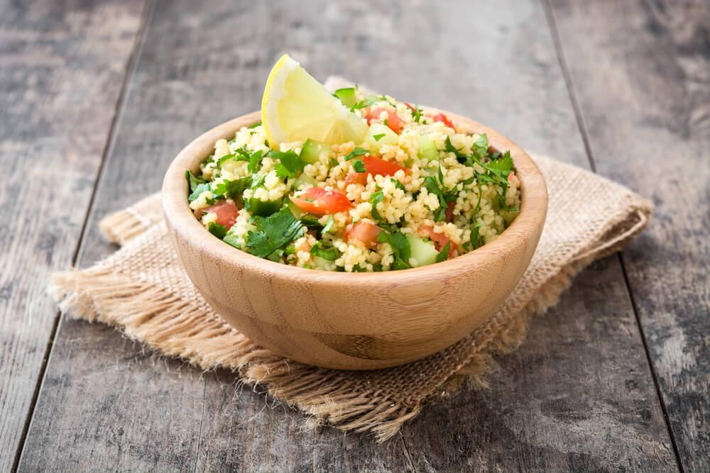 Taboulé Healthy Et Vegan