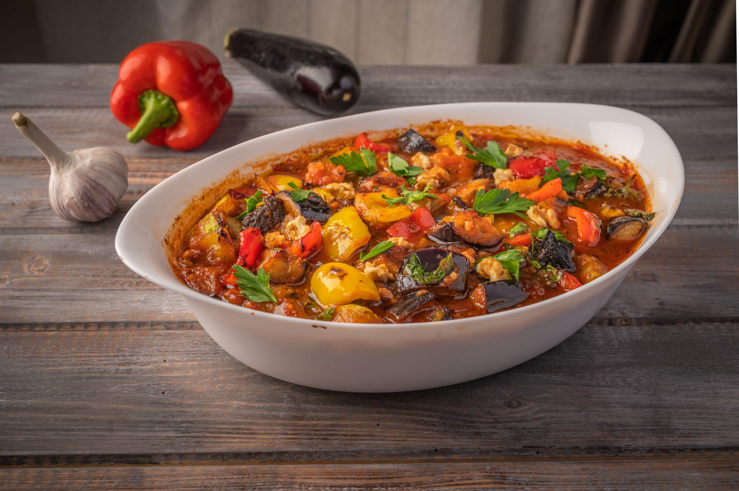 Aubergine Curry Coco