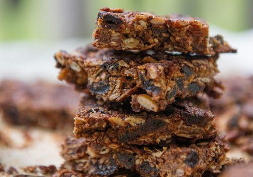 Barres De Chocolat Healthy