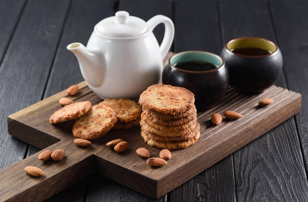 Recette Des Biscuits Au Beurre D'amande