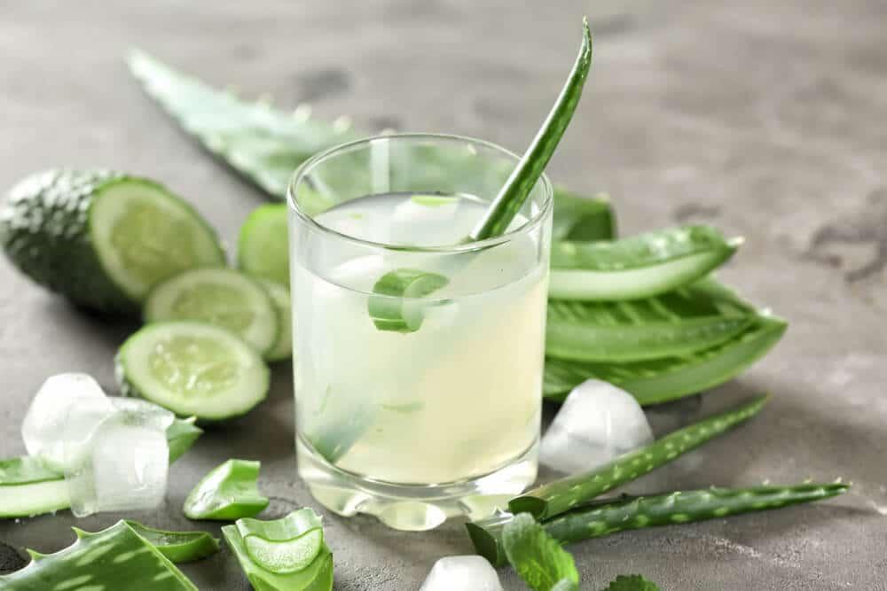 Boisson A L Aloe Vera