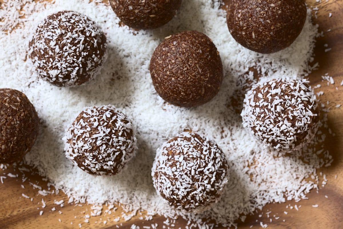 Boulettes Chocolat Noix De Coco