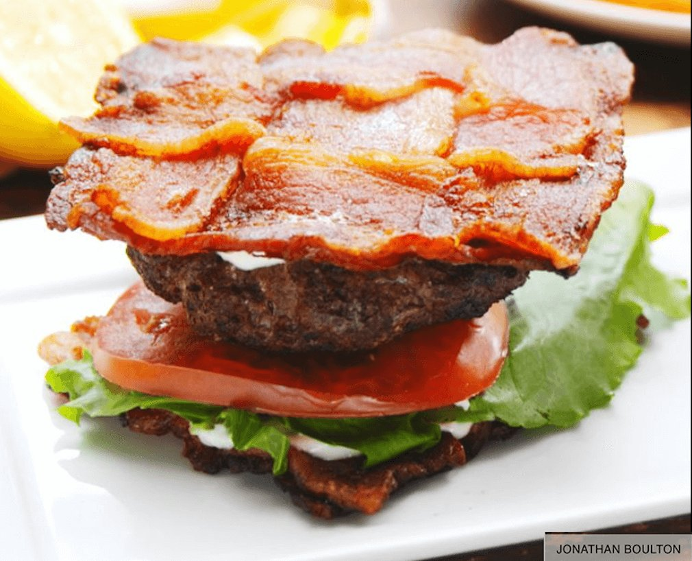 Burger  Paléo