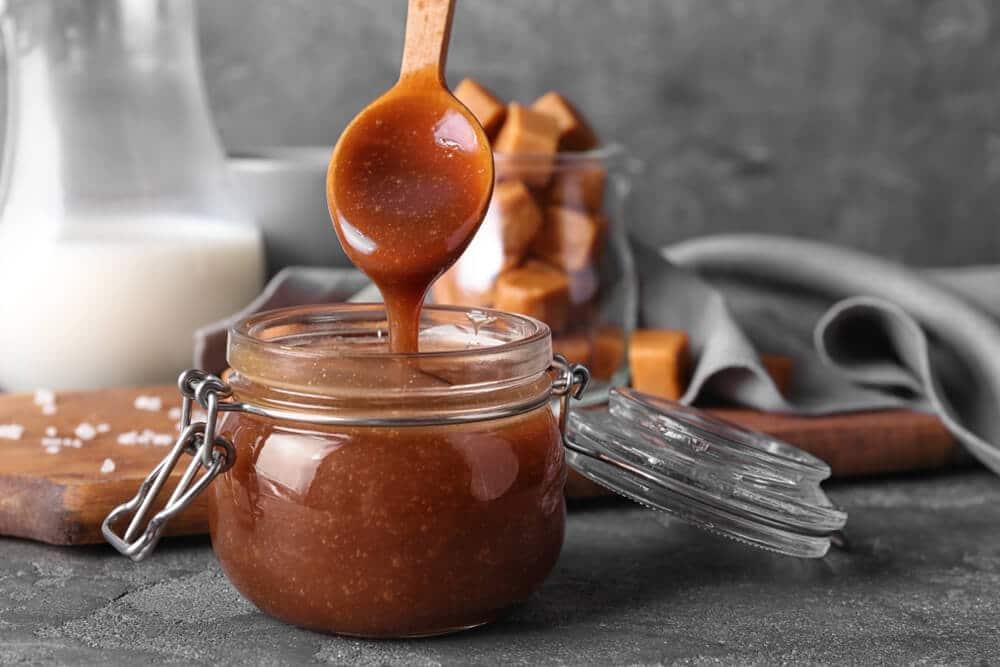 Sauce Caramel Vegan