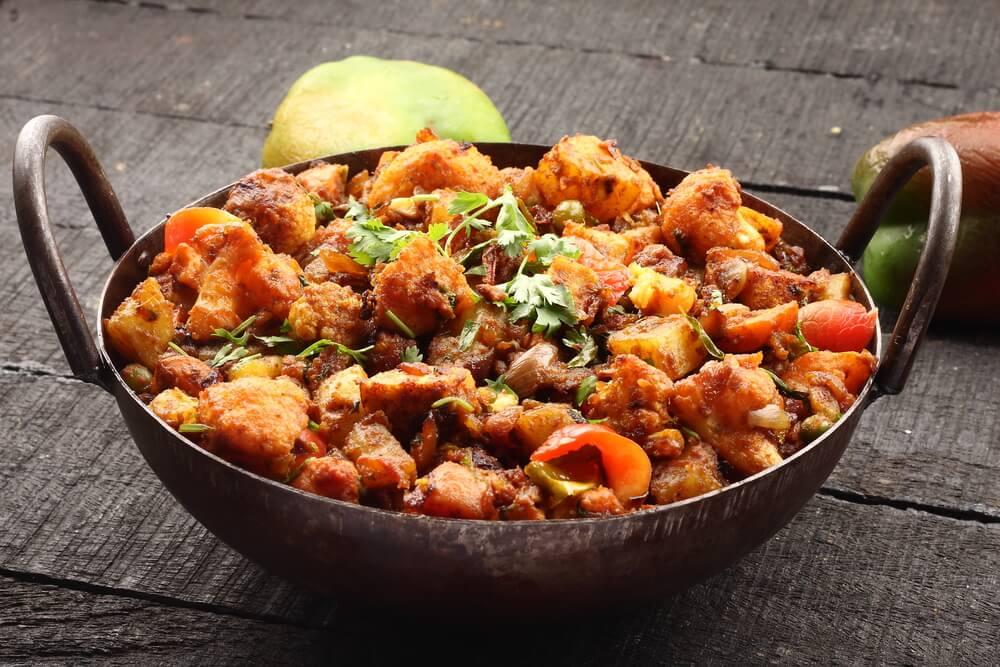 Chou-fleur Tikka Masala Et Curry