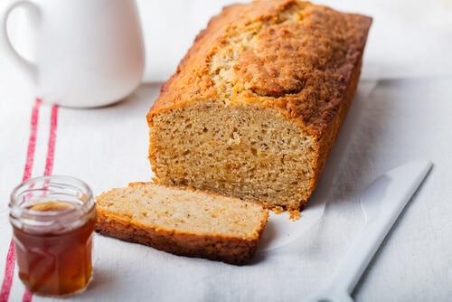 Recette Healthy Coconut Bread