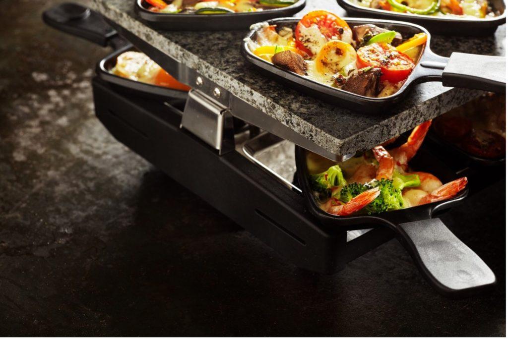 raclette healthy