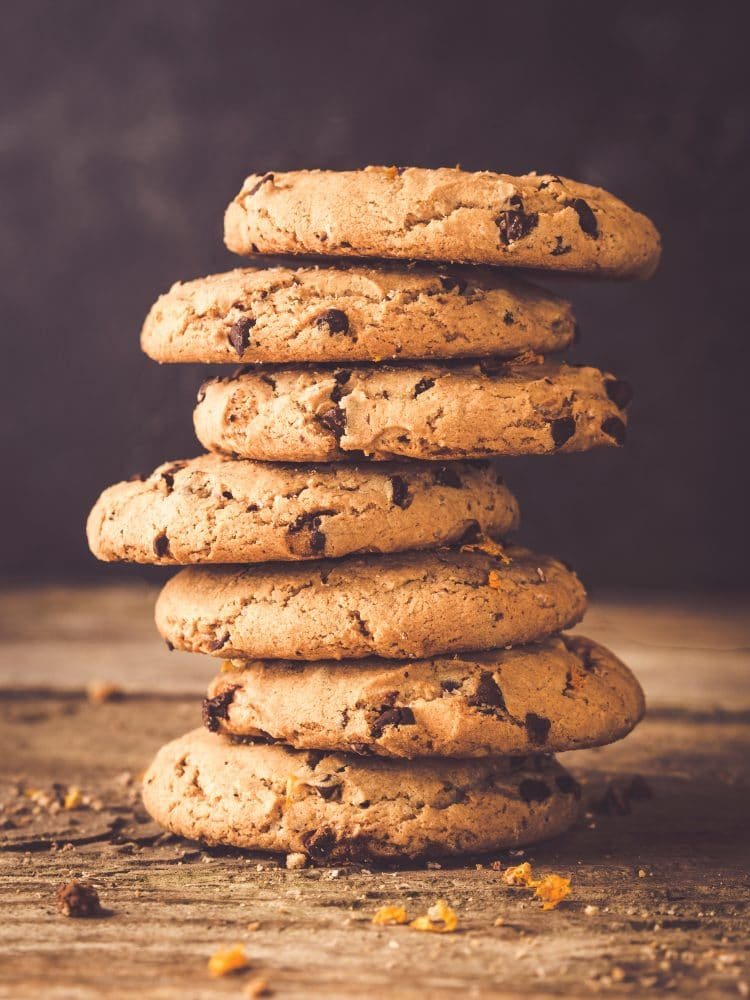 Cookies Vegan Chocolat Amandes