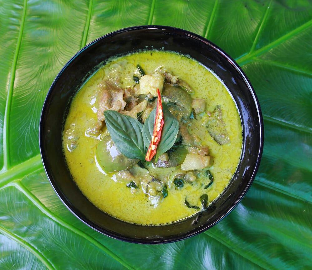 Curry Vert Thaïlandais