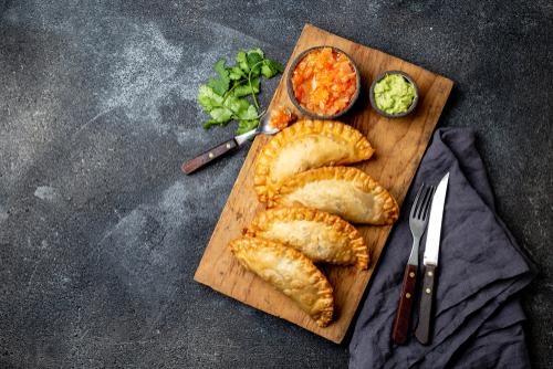 Empanadas Végé