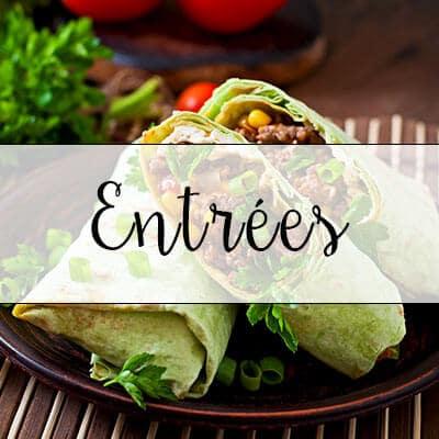 recettes pour entrées healthy
