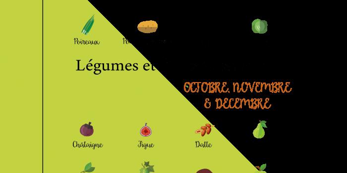 Les Fruits & Légumes De Saison : Que Manger En Automne ?