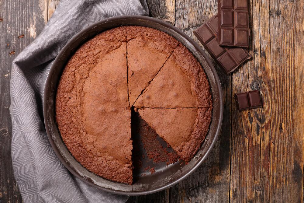 Le Gâteau Au Chocolat Sans Farine