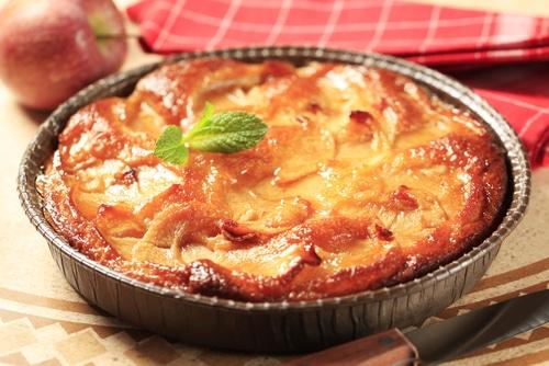 Gâteau Aux Pommes Paléo