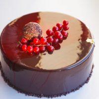 Gâteau Au Chocolat Nappage Caramel