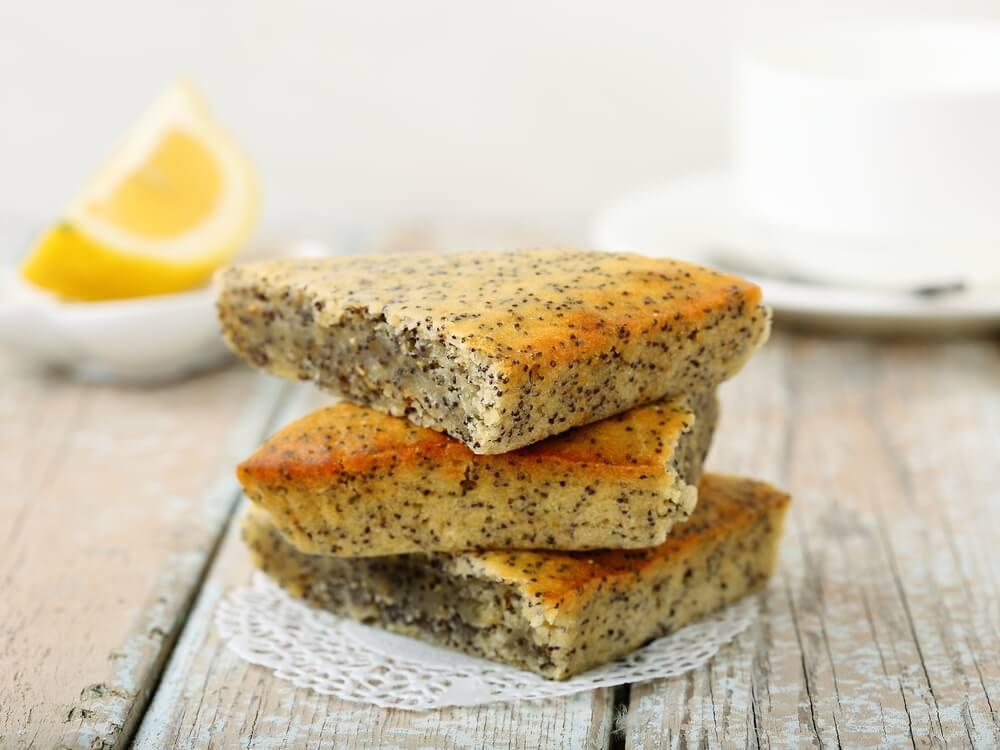 Gâteau Aux Graines De Pavot Et Au Citron