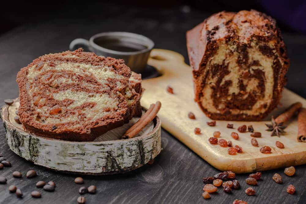 Recette Du Gâteau Marbré Vegan