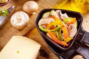 6 Ingrédients Pour Une Raclette Végétarienne