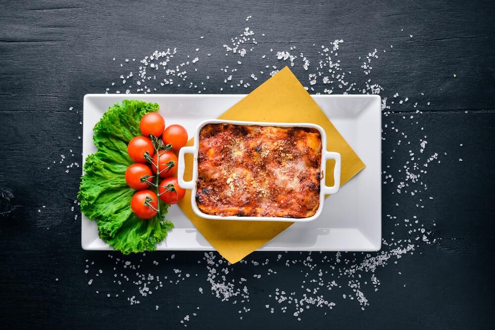 Lasagnes Healthy Sans Béchamel