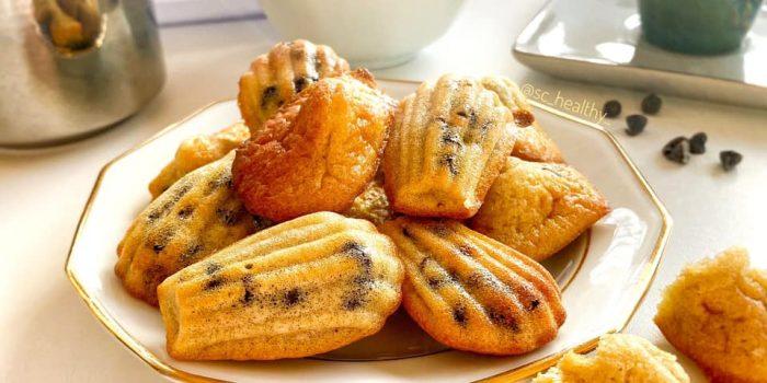 Madeleine Recette Sans Gluten