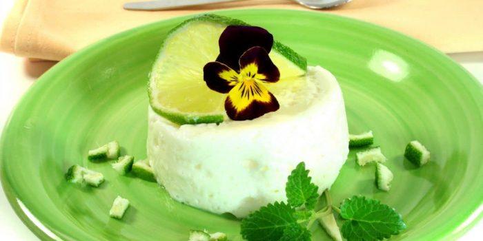 La Mousse Au Citron Vert Healthy