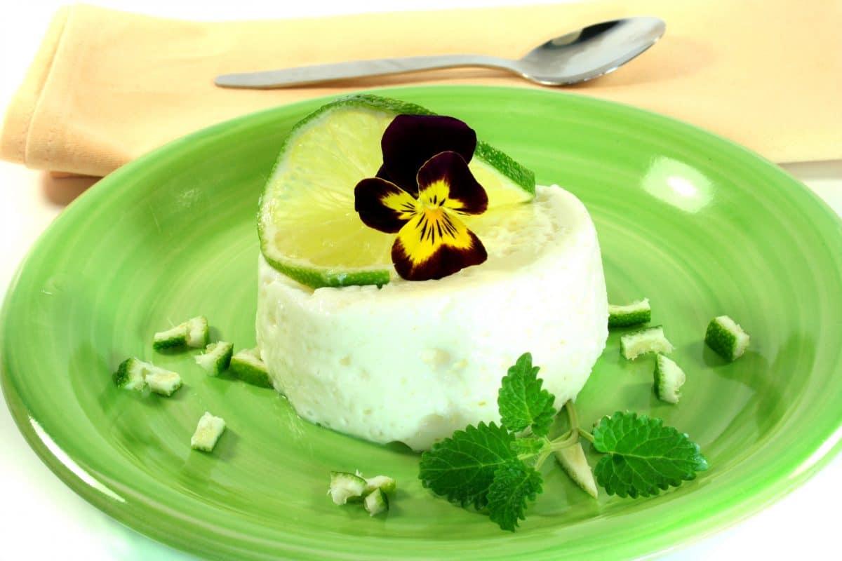 Mousse Au Citron Vert Healthy