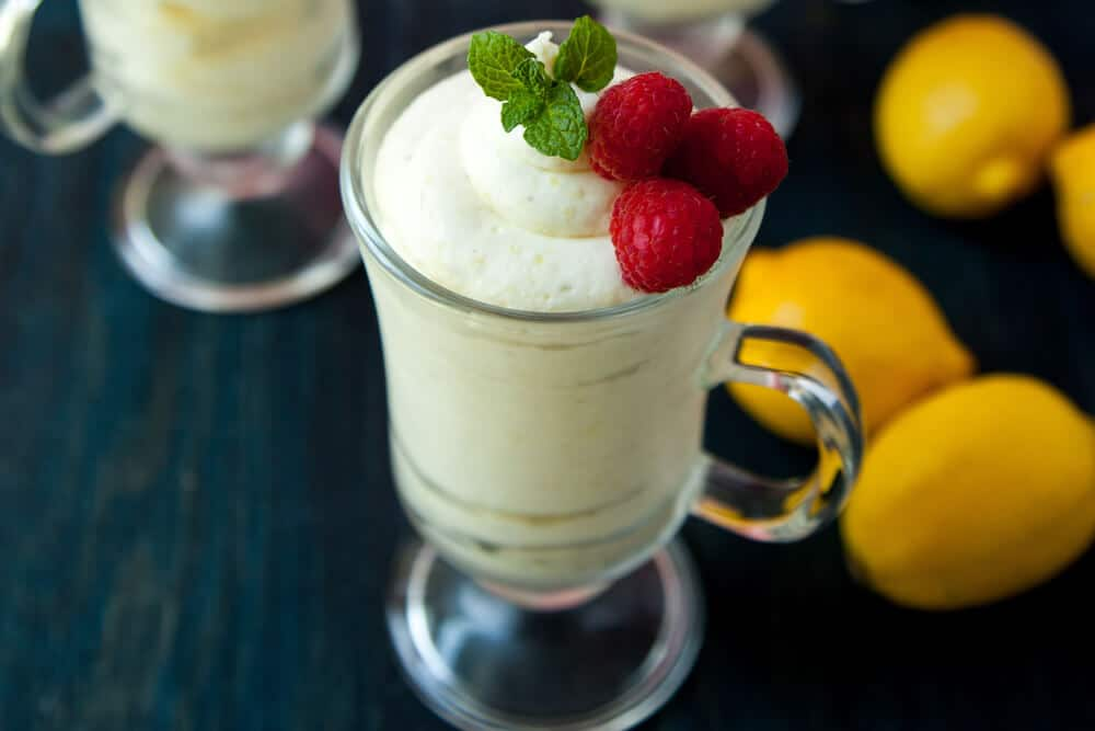 Mousse De Citron