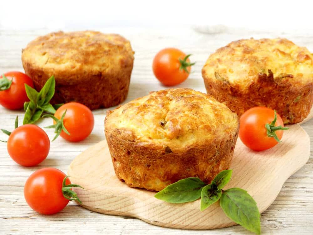 Muffins Aux œufs Rapides