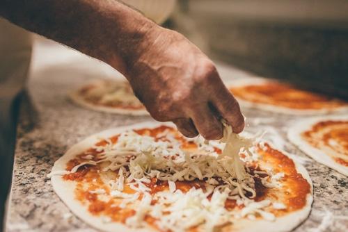 Pâte A Pizza Chou Fleur