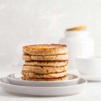 Pancake Vegan Aux Pain D'épice
