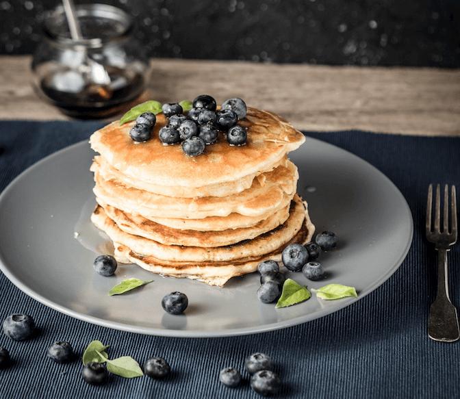 Pancakes Healthy Et Paléo
