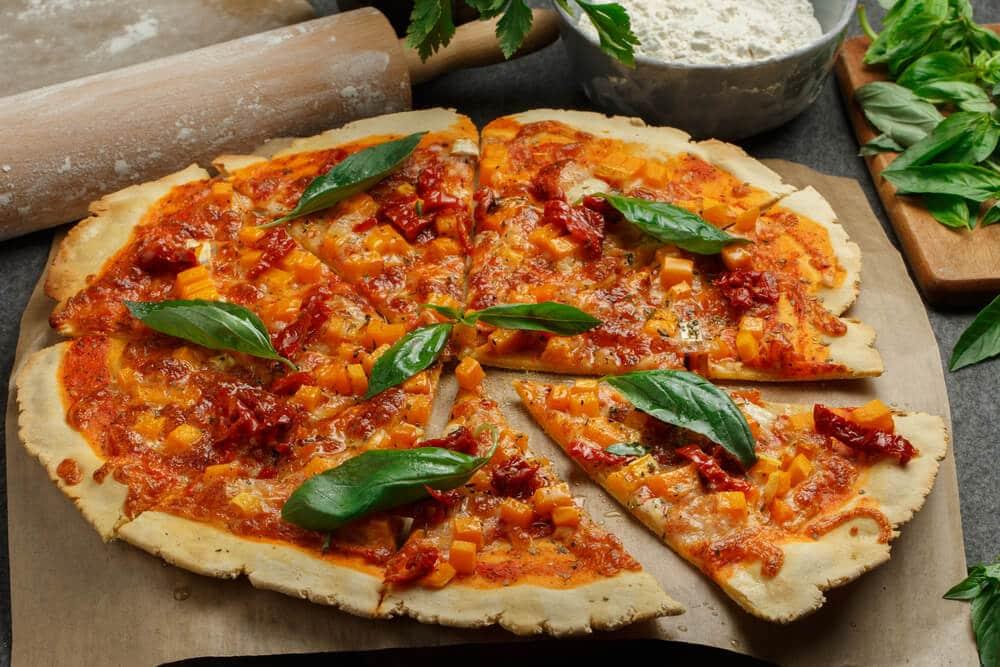 Pizza à La Citrouille