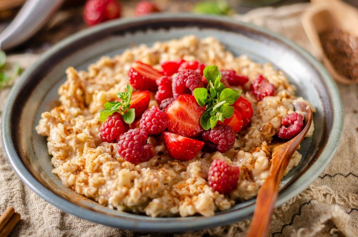 Porridge Avoine