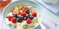 Porridge De Quinoa