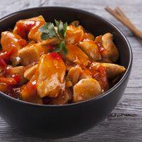 Recette Healthy Poulet Aigre Doux
