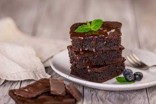 Recette De Fondants Au Chocolat Sans Gluten